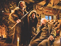 "Film review: ""The Hateful Eight"""