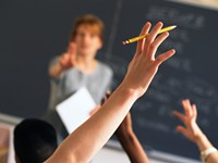 New York earns a D for its K-12 public school system