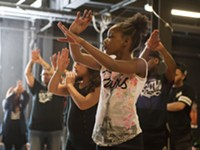 Dance provides catharsis for city youth