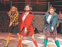 """Theater review: """"Heathers"""" at Blackfriars"""