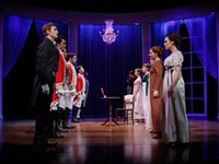 "Theater review: ""Austen's Pride"" at Nazareth""Austen's Pride: A New Musical of Pride and Prejudice"""
