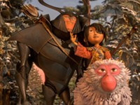 "Film review: ""Kubo and the Two Strings"""