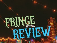 Rochester Fringe 2016: City's Daily Fringe Blogs