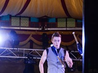 Frank reviews Cirque Du Fringe: 'Miracle Cure'