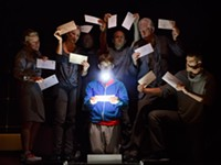 "THEATER | ""The Curious Incident of the Dog in the Night-Time"""
