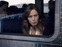 """Film review: """"The Girl on the Train"""""""