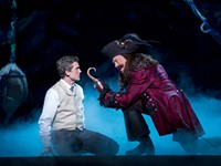 "Theater review: ""Finding Neverland"""
