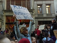 GALLERY: 'Not My President' rally in New York City