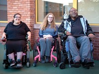 Disabled still fighting for equal access