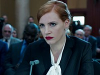 """Film review: """"Miss Sloane"""""""
