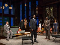 Theater review: Geva's 'Guess Who's Coming to Dinner'