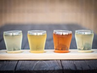 Blue Toad makes cider for all seasons