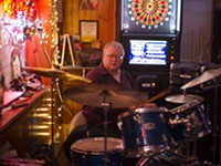 Drummer and BBQ slinger 'Uncle Ralph' Bushey has died