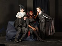 "THEATER | ""Twisted Tales of Terror"""