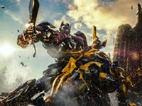 Film review: 'Transformers: The Last Knight'