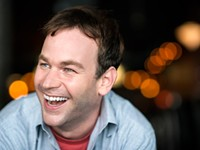 Mike Birbiglia works out the story