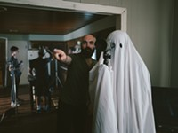 Director David Lowery tells a new kind of ghost story