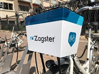 On the road with Zagster