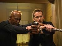 Film review: 'The Hitman's Bodyguard'