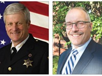 Another big race: Baxter versus O'Flynn for Monroe County Sheriff