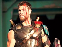 Film review: 'Thor: Ragnarok'