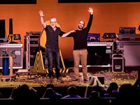 Adam Savage and Michael Stevens spread curiosity in 'Brain Candy'