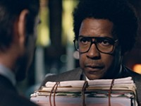Film review: 'Roman J. Israel, Esq.'