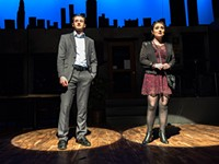 Theater review: 'First Date' at JCC CenterStage