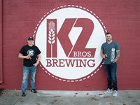 K2 Brothers Brewing is all about family