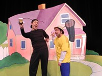 KIDS/THEATER | 'Fly Guy: The Musical'