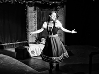 """Theater review: Kingfisher's overhauled """"The Devil, The Witch, and the Blacksmith"""""""