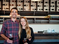 Living Roots Wine & Co. offers transcontinental flavors