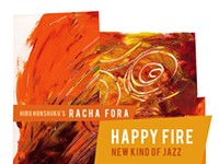 Album review: 'Happy Fire — New Kind of Jazz'