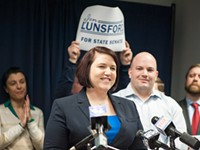 Funke to face challenge from Penfield Democrat Lunsford