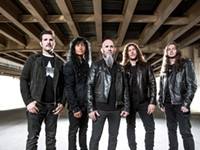 METAL | Anthrax