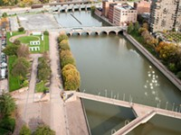 Rochester supercharges its riverfront plans