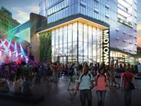 Parcel 5 theater plan reboots
