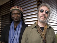 Hamid Drake masters the heartbeat of the universe