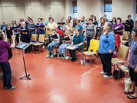 Forty years in, Rochester Women's Community Chorus can't help but sing