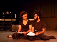 """Theater review: Open Road Theatre's """"Living in Exile"""""""