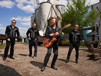INTERVIEW: Brian Setzer's Rockabilly Riot