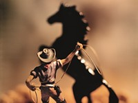 David Levinthal's gaze: 'War, Myth, Desire' at Eastman Museum