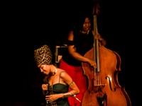 Jazz Fest 2018, Day 6: Ron reviews Jazzmeia Horn, Harold Danko, and Torben Waldorff