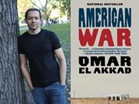 Rochester Reads 2019 selection: Omar El Akkad's 'American War'