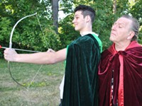 THEATER | 'The Trials of Robin Hood'