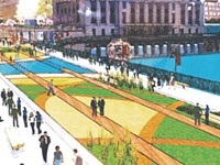 Riverway plans head toward the start line