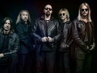 Judas Priest rocks on with firepower