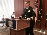Ciminelli resigning, Simmons to serve as interim RPD chief