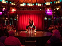Kathy reviews 'Cirque du Fringe: Sideshow'