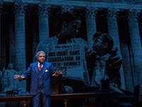 Theater review: 'Thurgood' at Geva